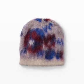 Club Monaco Nohmi Brushed Floral Hat