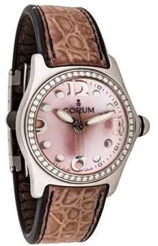 Corum Diamond Bubble Watch