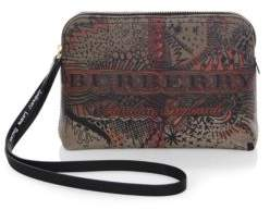 Burberry Printed Pouch - CLASSIC - STYLE