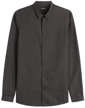 The Kooples Printed Cotton Shirt