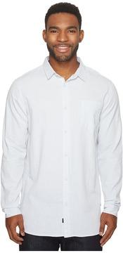 Globe Goodstock Nep Long Sleeve Top Men's Long Sleeve Button Up