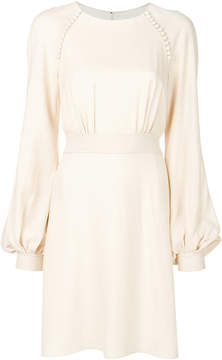 Chloé long sleeved skater dress