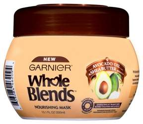 Garnier Whole Blends Avocado Oil & Shea Butter Extracts Nourishing Mask - 10.1oz