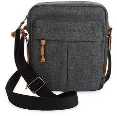 Fossil Leather City Bag