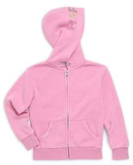 Butter Shoes Little Girl's Camp Hoodie