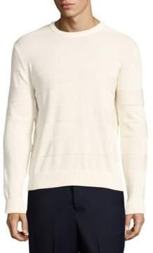 Ami Striped Sweater