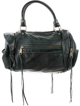 Rebecca Minkoff Leather Multipocket Bag - GREEN - STYLE