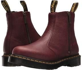 Dr. Martens 2976 w/ Zips Women's Boots