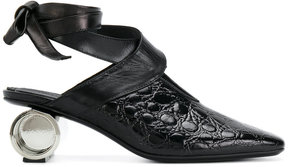 J.W.Anderson Cylinder heel ballet shoes