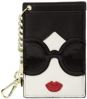 Alice + Olivia Stace Face ID Key Charm Handbags
