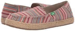 Sanuk Funky Fiona Women's Slip on Shoes