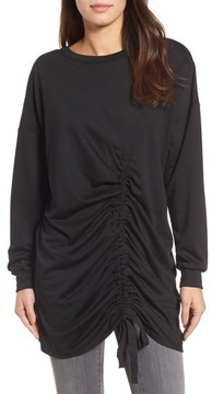 Caslon Women's Ruched Front Tunic