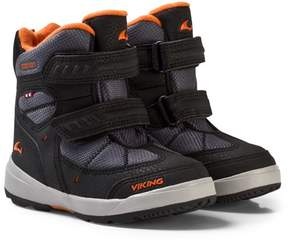 Viking Black/Orange TOASTY II GTX