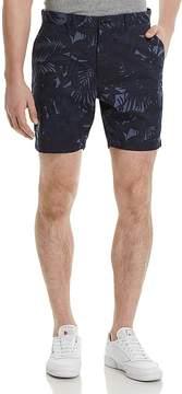 Michael Kors Tropical Print Regular Fit Shorts