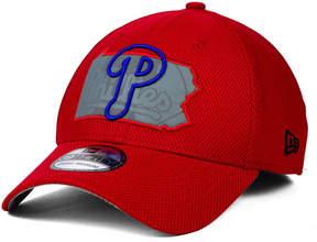 New Era Philadelphia Phillies State Flective 39THIRTY Cap
