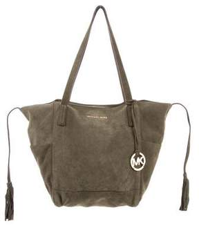MICHAEL Michael Kors Suede Shoulder Bag
