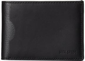 Jack Spade Grant Leather Index Wallet Wallet Handbags