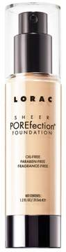 LORAC Sheer POREfection Foundation - Light
