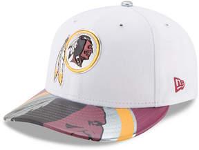 New Era Washington Redskins Low Profile 2017 Draft 59FIFTY Cap