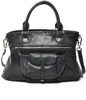 Carla Mancini Leather Gisele Bag