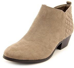 Style&Co. Style & Co Wessley Round Toe Canvas Bootie.