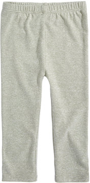 First Impressions Metallic-Striped Leggings, Baby Girls (0-24 months), Created for Macy's