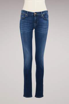 7 For All Mankind Cotton Piper Jean