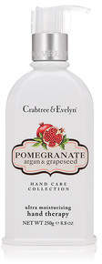 Crabtree Evelyn Ultra Moisturising Hand Therapy - Pomegrante Argan Grapeseed - Pomegranate Argan and Grapeseed
