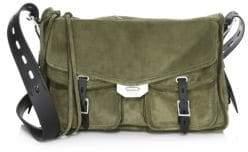 Rag & Bone Field Suede Messenger Bag