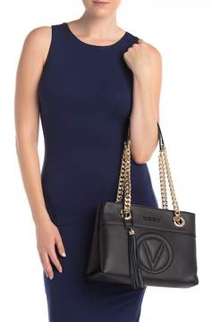 Mario Valentino Valentino By Kali Leather Shoulder Bag