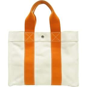Hermes Toto cloth handbag - BEIGE - STYLE