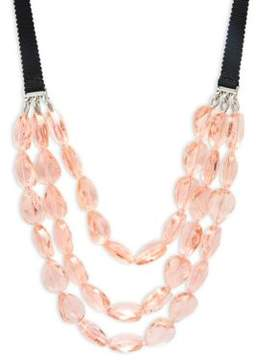BaubleBar Stassi Layered Collar Necklace