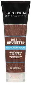 John Frieda Brilliant Brunette Multi Tone Revealing Moisturizing Shampoo