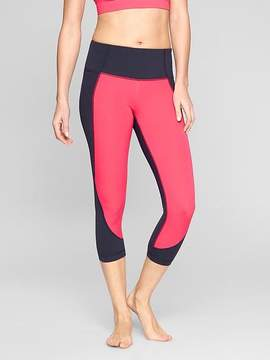 Athleta Colorblock Salutation Capri