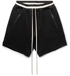 Fear Of God Loopback Cotton-Jersey Drawstring Shorts