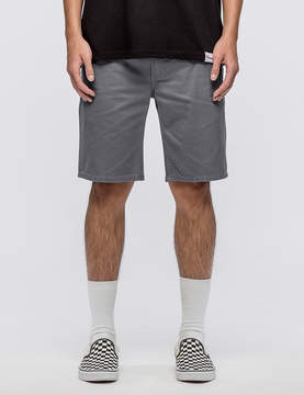 Diamond Supply Co. 8 Oz Slim Fit Classic Chino Shorts