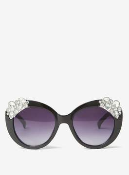 Dorothy Perkins Dia Encrusted Sunglasses