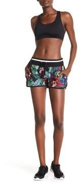 C&C California Tropical Floral Shorts