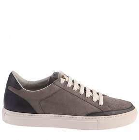 Brunello Cucinelli Grey Sneakers