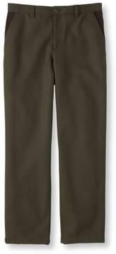 L.L. Bean L.L.Bean Washable Wool Whipcord Pants