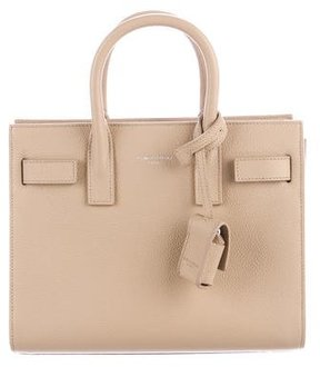 Saint Laurent Nano Sac du Jour w/ Tags - NEUTRALS - STYLE