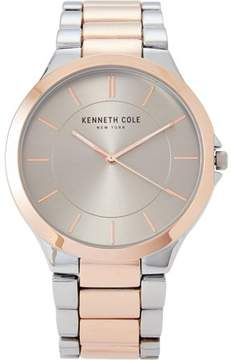 Kenneth Cole New York Two-Tone Mens Watch KC50034004