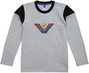 Armani Junior Logo T-Shirt