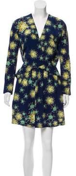 Cacharel Silk Mini Dress