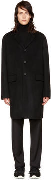Acne Studios Black Matthew Coat