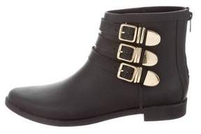 Loeffler Randall Rubber Ankle Boots