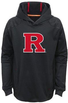 NCAA Boys 4-7 Rutgers Scarlet Knights Mach Pullover Hoodie