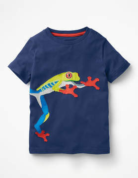 Boden Animal Applique T-shirt