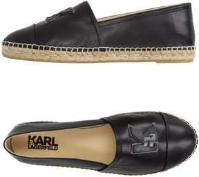 Karl Lagerfeld Espadrilles