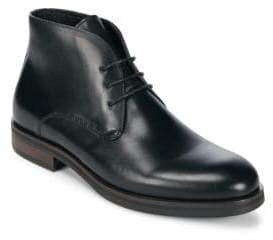Saks Fifth Avenue Rimini Eye Leather Chukka Boots